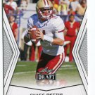 CHASE RETTIG 2014 Leaf Draft #13 Rookie BOSTON COLLEGE QB Quantity QTY
