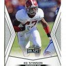 ED STINSON 2014 Leaf Draft #19 Rookie ALABAMA Crimson Tide DE Quantity QTY