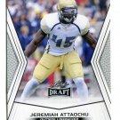 JEREMIAH ATTAOCHU 2014 Leaf Draft #28 Rookie GEORGIA TECH LB Quantity QTY
