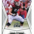 TRAVIS SWANSON 2014 Leaf Draft #58 Rookie ARKANSAS Razorbacks CENTER Quantity QTY