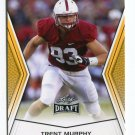 TRENT MURPHY 2014 Leaf Draft GOLD SP #59 Rookie STANFORD Cardinal LB