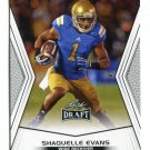 SHAQUELLE EVANS 2014 Leaf Draft #76 Rookie UCLA Bruins NOTRE DAME Quantitiy QTY
