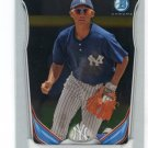 GOSUKE KATOH 2014 Bowman Chrome #BCP56 ROOKIE New York NY Yankees
