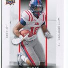 DONTE MONCRIEF 2014 Upper Deck Star Rookies #9 ROOKIE OLE MISS Colts Quantity QTY