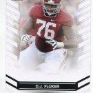 D.J. DJ FLUKER 2013 Leaf Draft #86 ROOKIE Alabama Crimson Tide CHARGERS