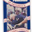 KERRY COLLINS 1992 Penn State Second Mile TITANS QB