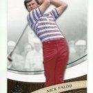 NICK FALDO 2013 SP Authentic #19 PGA Golf