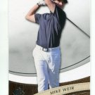 MIKE WEIR 2013 SP Authentic #28 PGA Golf