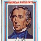 JOHN TYLER 1974 Visual Panographics AMERICAN PRESIDENTS