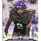 JASON VERRETT 2014 Upper Deck UD Star Rookies #55 ROOKIE TCU Horned Frogs CHARGERS