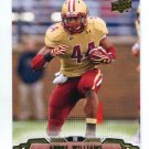 ANDRE WILLIAMS 2014 Upper Deck UD Star Rookies #72 ROOKIE Boston College NY Giants