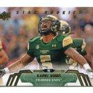 KAPRI BIBBS 2014 Upper Deck UD Star Rookies #122 ROOKIE Colorado State BRONCOS