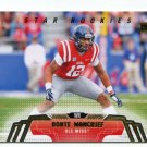 DONTE MONCRIEF 2014 Upper Deck UD Star Rookies #148 ROOKIE Ole Miss COLTS
