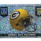 GREEN BAY GB PACKERS 2014 Panini Stickers #313 Diamond Foil