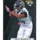 CECIL SHORTS III 2014 Panini Stickers FOIL #147 Jaguars