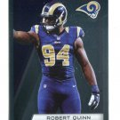 ROBERT QUINN 2014 Panini Stickers FOIL #415 Rams NORTH CAROLINA UNC Tar Heels