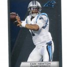 CAM NEWTON 2014 Panini Stickers FOIL #357 Carolina Panthers AUBURN Tigers HEISMAN QB