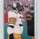 FRANCO HARRIS 1983 Topps Sticker #117 PENN STATE Steelers