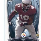 RYAN SHAZIER 2014 Bowman #107 ROOKIE Ohio State Buckeyes STEELERS