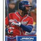 JASON HEYWARD 2014 Panini Stickers #171 Atlanta Braves
