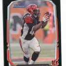 BenJARVIS GREEN-ELLIS 2013 Bowman BLACK SP #108 Bengals