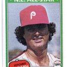 STEVE CARLTON 1981 Topps #630 Philadelphia Phillies