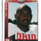TIM CHEATWOOD 1997 Big 33 Ohio OH High School card OHIO STATE Buckeyes