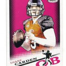 SHANE CARDEN 2015 Sage Hit #35 East Carolina QB