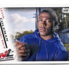 TEVIN COLEMAN 2015 Sage Hit Next Level #67 Indiana Hoosiers FALCONS RB