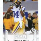 TERRENCE MaGEE 2015 Leaf Draft #77 ROOKIE LSU Tigers RB