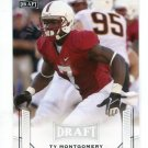 TY MONTGOMERY 2015 Leaf Draft #68 ROOKIE Stanford Cardinal GB PACKERS WR