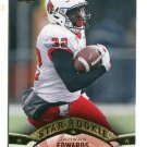 JAHWAN EDWARDS 2015 Upper Deck UD Star #54 ROOKIE Ball State RB