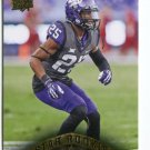 KEVIN WHITE 2015 Upper Deck UD Star #73 ROOKIE TCU Horned Frogs CB