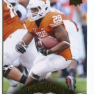 MALCOLM BROWN 2015 Upper Deck UD Star #92 ROOKIE Texas Longhorns RB