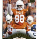 CEDRIC REED 2015 Upper Deck UD Star #113 ROOKIE Texas Longhorns DE