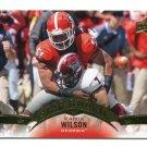 RAMIK WILSON 2015 Upper Deck UD Star #118 ROOKIE Georgia Bulldogs KC CHIEFS LB