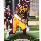 TITUS DAVIS 2015 Upper Deck UD Star #140 ROOKIE Central Michigan WR
