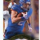 MATT MILLER 2015 Upper Deck UD Star #142 ROOKIE Boise State Broncos WR