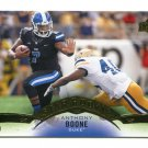 ANTHONY BOONE 2015 Upper Deck UD Star #145 ROOKIE Duke Blue Devils QB