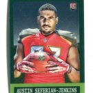 AUSTIN SEFERIAN-JENKINS 2014 Topps Chrome 1963 Mini Retro INSERT SP ROOKIE Washington BUCCANEERS