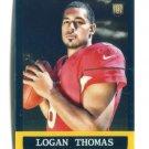 LOGAN THOMAS 2014 Topps Chrome 1963 Mini Retro INSERT SP ROOKIE Virginia Tech CARDINALS QB