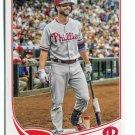 KEVIN FRANDSEN 2013 Topps Update #US58 Philadelphia Phillies