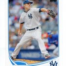 DAVID PHELPS 2013 Topps Update #US127 New York NY Yankees