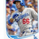 YASIEL PUIG 2013 Topps Update #US46 ROOKIE Dodgers