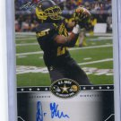 DESHERRIUS FLOWERS 2015 Leaf Army All-American AUTO Alabama Tide 4* RB #d/10