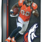 DEMARYIUS THOMAS 2013 Fathead Tradeables #68 Broncos GEORGIA TECH