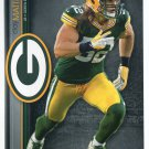 CLAY MATTHEWS 2013 Fathead Tradeables #40 Packers USC Trojans