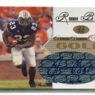 RONNIE BROWN 2005 Sage Hit GOLD AUTO #A7 ROOKIE Dolphins CHARGERS Auburn Tigers #d/200