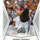 JOHNNY MANZIEL 2014 Leaf Draft #JM1 ROOKIE TEXAS A&M Browns QB Quantity QTY