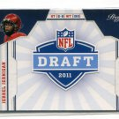 JERREL JERNIGAN 2011 Panini Prestige NFL Draft INSERT ROOKIE New York NY GIANTS